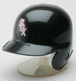 Chicago White Sox 1950-63 Throwback Mini Batting Helmet