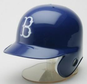 Brooklyn Dodgers 1941-57 Throwback Mini Batting Helmet