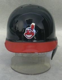 Cleveland Indians Mini Batting Helmet