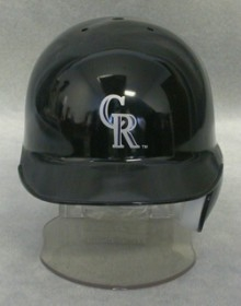 Colorado Rockies Mini Batting Helmet