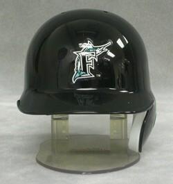 Florida Marlins Mini Batting Helmet