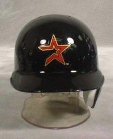 Houston Astros Mini Batting Helmet