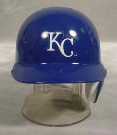 Kansas City Royals Mini Batting Helmet