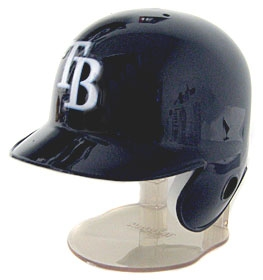 Tampa Bay Rays Mini Batting Helmet