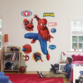 Spider-Man: Webslinger Fathead