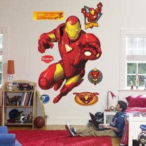 Iron Man Fathead