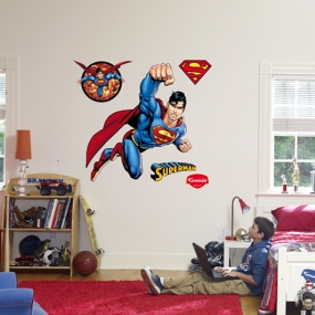 Superman - Man of Steel Fathead