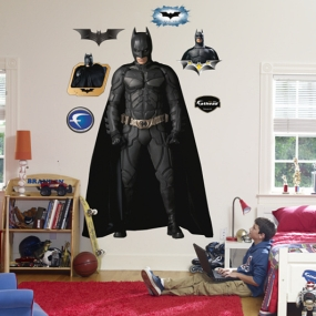 Batman Dark Knight Fathead