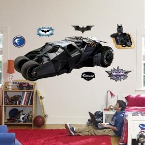 Batmobile Fathead