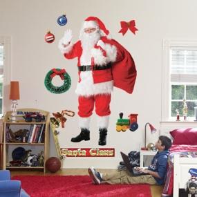 Santa Claus Fathead