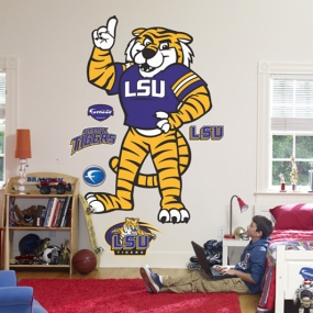 LSU Mascot - Mike The Tiger Fathead