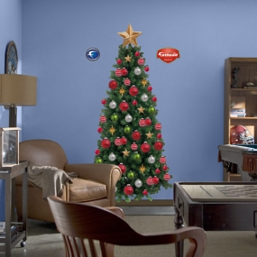 Christmas Tree Fathead