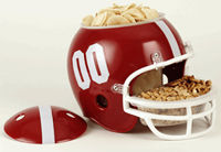 Alabama Crimson Tide Snack Helmet