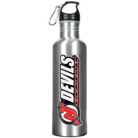 New Jersey Devils 1 Liter Aluminum Water Bottle