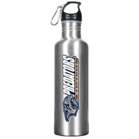 Nashville Predators 1 Liter Aluminum Water Bottle