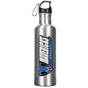 Dallas Mavericks 1 Liter Aluminum Water Bottle