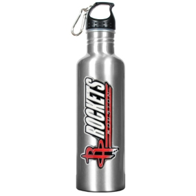 Houston Rockets 1 Liter Aluminum Water Bottle
