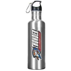 Oklahoma City Thunder 1 Liter Aluminum Water Bottle