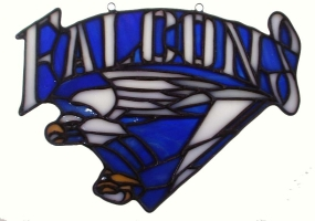 Air Force Falcons Suncatcher