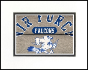 Air Force Falcons Vintage T-Shirt Sports Art