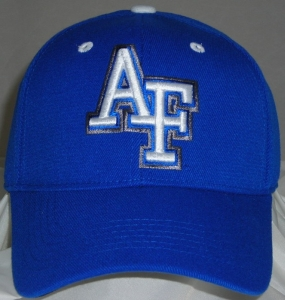 Air Force Falcons Team Color One Fit Hat