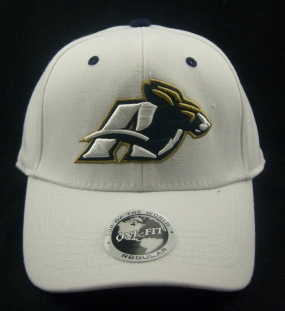Akron Zips White One Fit Hat