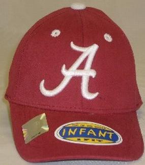 Alabama Crimson Tide Infant One Fit Hat