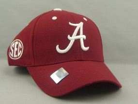 Alabama Crimson Tide Adjustable Hat