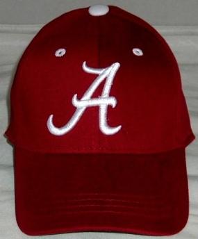 Alabama Crimson Tide Youth Team Color One Fit Hat