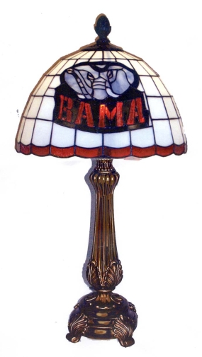 Alabama Crimson Tide Accent Lamp