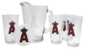 Anaheim Angels Pitcher Set