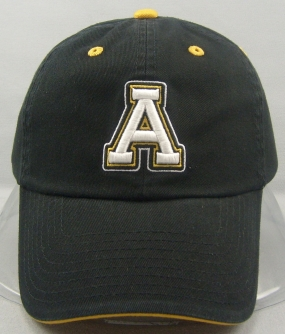 Appalachian State Mountaineers Adjustable Crew Hat