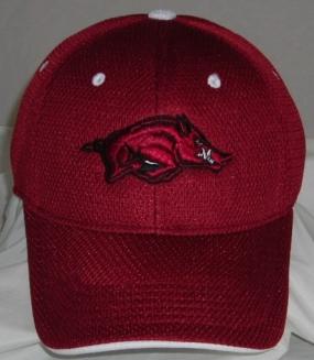 Arkansas Razorbacks Elite One Fit Hat