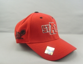 Arkansas State Indians Adjustable Hat