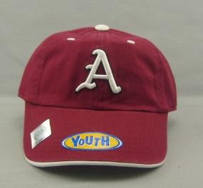 Arkansas Razorbacks Youth Crew Adjustable Hat