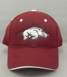 Arkansas Razorbacks Youth Elite One Fit Hat