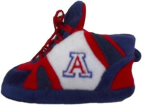 Arizona Wildcats Baby Slippers