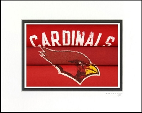 Arizona Cardinals Vintage T-Shirt Sports Art