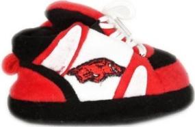 Arkansas Razorbacks Baby Slippers
