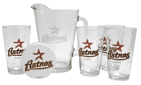 Houston Astros Pitcher Set