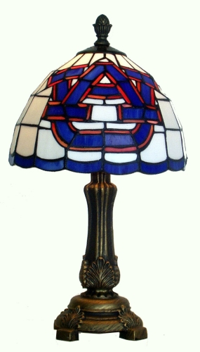 Auburn Tigers Accent Lamp