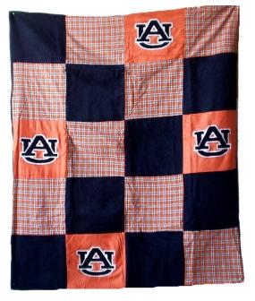Auburn Tigers Quilt