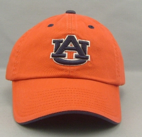 Auburn Tigers Adjustable Crew Hat