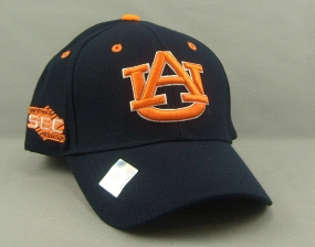 Auburn Tigers Adjustable Hat