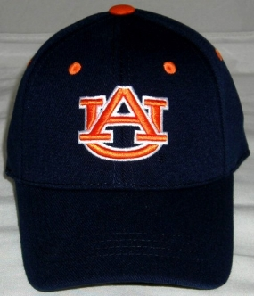 Auburn Tigers Youth Team Color One Fit Hat