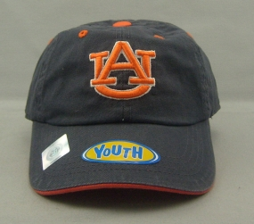 Auburn Tigers Youth Crew Adjustable Hat