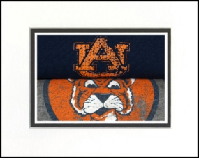 Auburn Tigers Vintage T-Shirt Sports Art