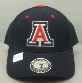 Arizona Wildcats Dynasty Fitted Hat
