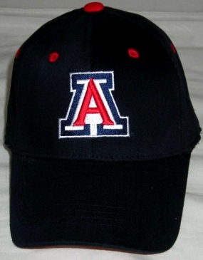 Arizona Wildcats Youth Team Color One Fit Hat