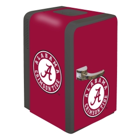 Alabama Crimson Tide Portable Party Refrigerator
